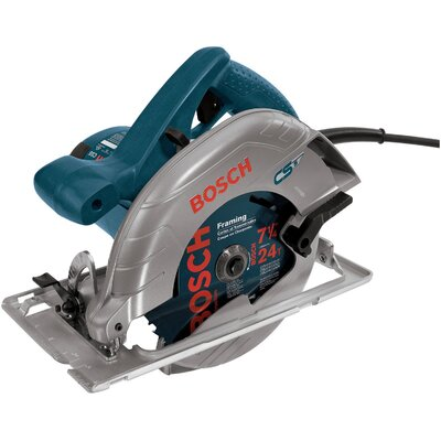 "Bosch Power Tools 15 Amp 7.25"" Blade Diameter Circular Saw"