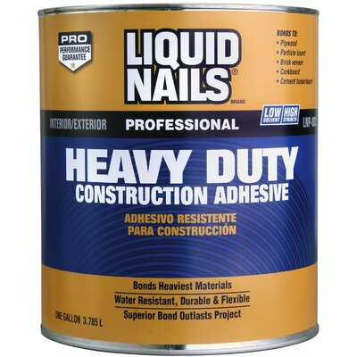 Bosch Power Tools 28 Oz Liquid Nails® Heavy Duty Construction Adhesive LNP903