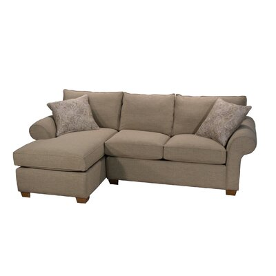 LaCrosse Furniture Oxford Sectional