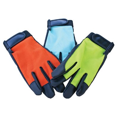 Boss Manufacturing Company Ladies Polyurethane Palm Work Gloves