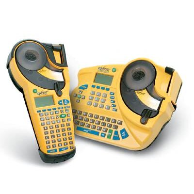 Brady Handheld Labeler With Keyboard Layout
