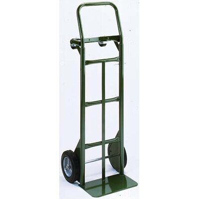 Wesco Manufacturing Greenline Two-In-One Steel Hand Truck