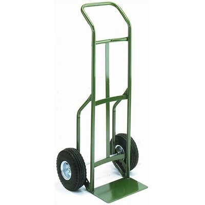 Wesco Manufacturing Series 656 Greenline Standard Duty Steel Hand Truck