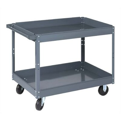 Wesco Manufacturing Steel Service Cart