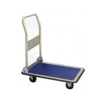 Wesco Manufacturing Economy Folding Handle Platform Dolly