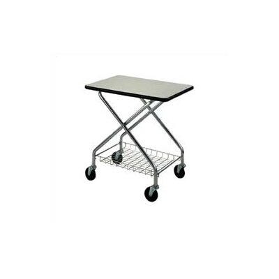 "Wesco Manufacturing 28.75"" Foldaway Table Top Cart"
