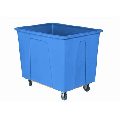 Wesco Manufacturing 64 Gallon Plastic Box Truck