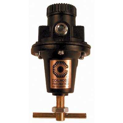 "Coilhose Pneumatics Heavy Duty Series Regulators - 15295 1/2"" regulator"