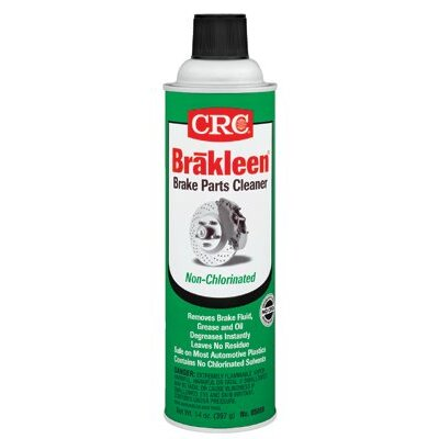 Crc Brakleen® Non-Chlorinated Brake Parts Cleaners - 20-oz. brakleen brake pa