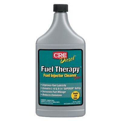 Crc Fuel Therapy™ Fuel Injector Cleaner Plus - 30 fl.oz. fuel therapy injector cleaner
