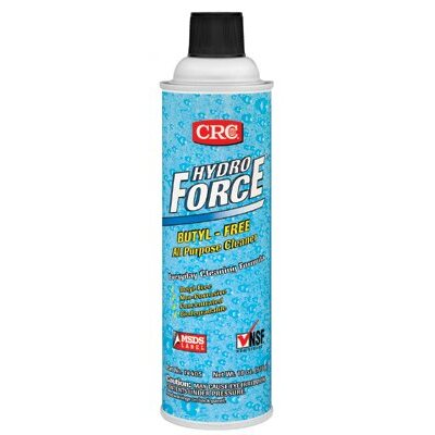 Crc HydroForce® Butyl-Free All Purpose Cleaners - 20 oz. aerosol hydroforc