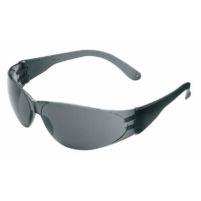 Crews Checklite Safety Glasses - checklite safety glasses indoor/outdoor clr mirr