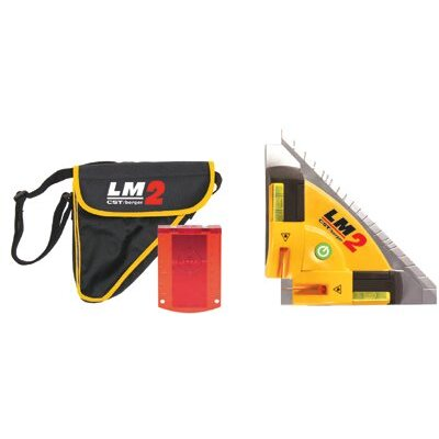CST/berger Lasermark Level & Square Pro Lasers Laser Level And Square: 114-58-Lm2 - laser level and square
