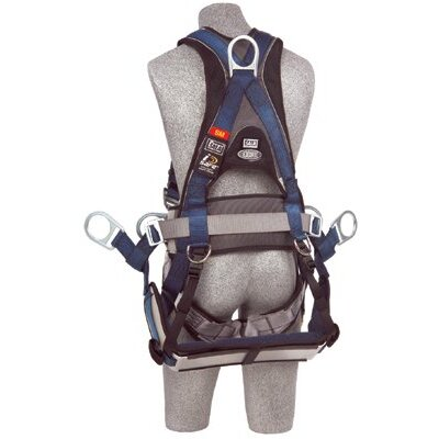 DBI/Sala ExoFit™ Tower Climbing Harnesses - tower climbing exofit harness  med vest style