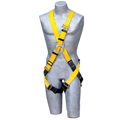 DBI/Sala Delta No-Tangle™ Harnesses - cross-over style full body harness universal