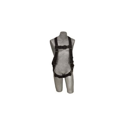 DBI/Sala Delta™ II Vest Style Nomex®/Para-aramid synthetic fiber® Harness With Back D-Ring, Pass Thru Buckle Leg Straps And Loops For Belt