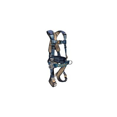 DBI/Sala ExoFit XP™ Harness With Quick Connect Back And Side D-Rings And Blet And Hip Pads