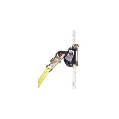 DBI/Sala Lanyard With Lad-Saf® Rope Grab Attached