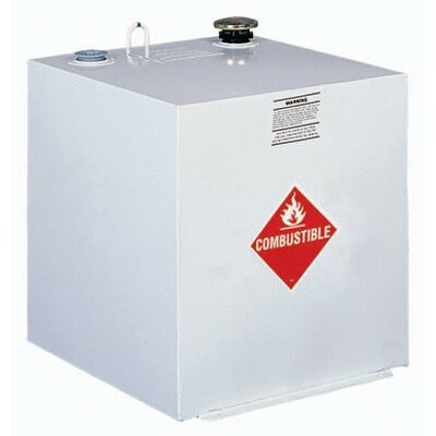 "Delta Storage Liquid Transfer Tanks - 50gal. liquid transfer tank 23-1/4""x24"""