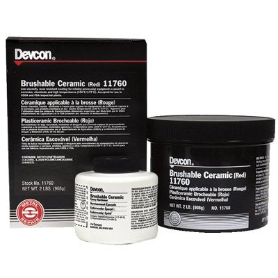 Devcon Brushable Ceramic - 2lb brushable ceramiccomp replac