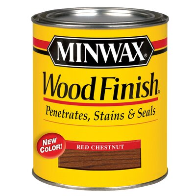 Minwax Red Chestnut Wood Finish® Interior Stain Wood