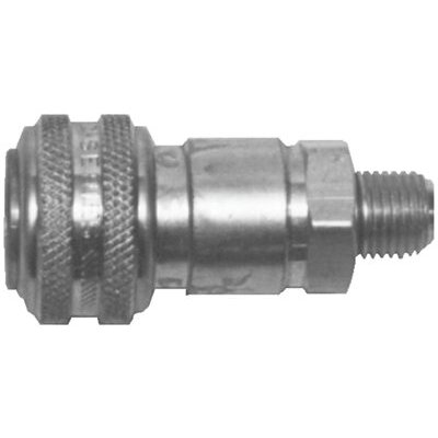 Dixon Valve Air Chief Industrial Quick Connect Fittings - 1/4 male npt air chief