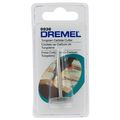 Dremel Structured Tooth Tungsten Carbide Cutter Wheel  9936