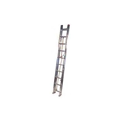 Werner 20' Aluminum Extension Ladder D1120-2