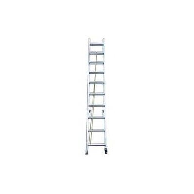 Werner 20' Aluminum Extension Ladder D1220-2