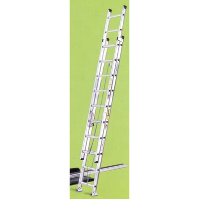Werner 28' Aluminum Extension Ladder D1228-2
