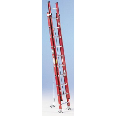 Werner 16' Fiberglass Extension Ladder D6216-2