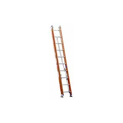 Werner 20' Fiberglass Extension Ladder D6220-2