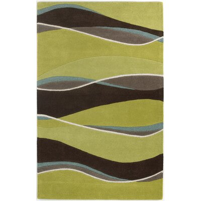 Eternity Lime/Mocha Landscapes Rug