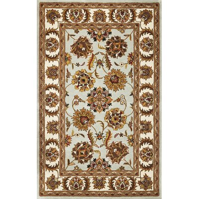 Sonal Light Blue / Ivory Agra Rug