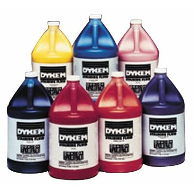 Dykem DYKEM® Opaque Staining Colors - dark green lead free stain 1 gallon