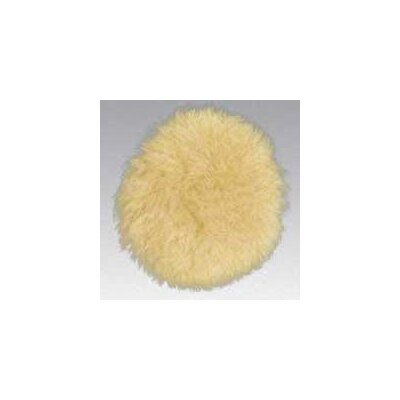 Dynabrade 7 Natural Sheepskin Pad