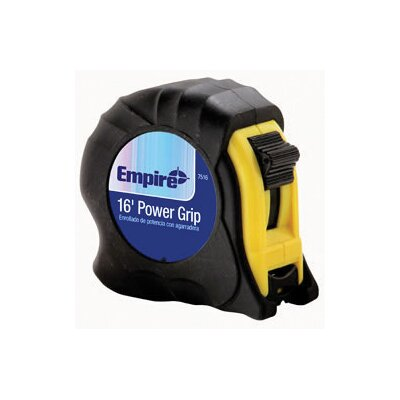 Empire Level X 35' Professional Tape Measure