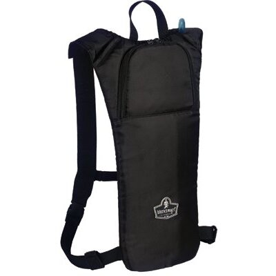 Ergodyne Chill-Its® 5155 Low Profile Hydration Pack - gb5155 low profile hydration pack (black)