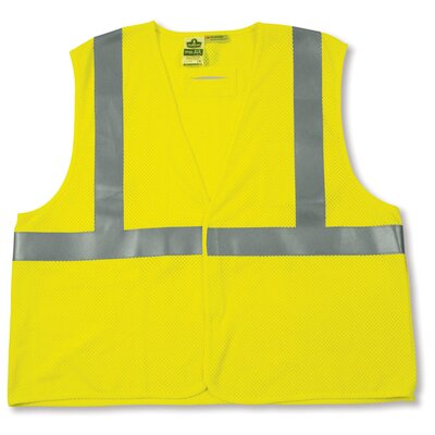 Ergodyne GloWear 8255HL Class-2 Vest with FR Treatment