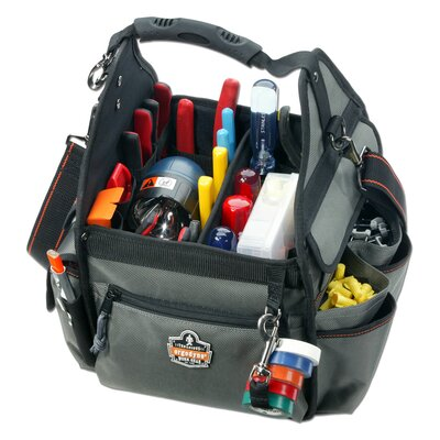 Ergodyne Arsenal Electrician's Tool Organizer in Gray