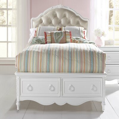 Sweet Heart Storage Panel Bed