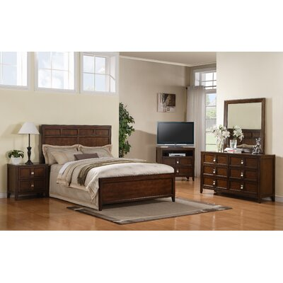 Bayfield Panel Bedroom Collection