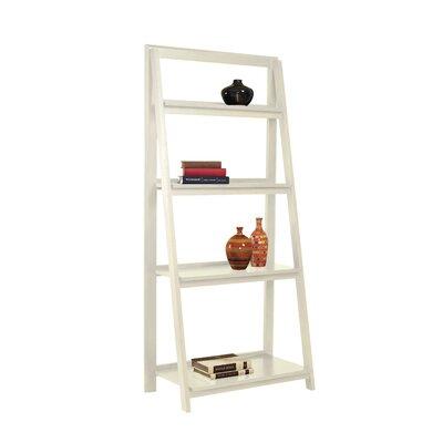 Nova 71 Leaning Bookcase Wayfair
