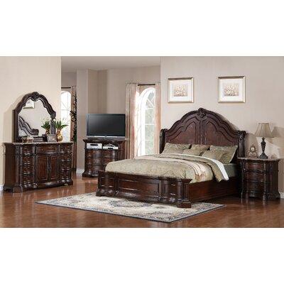 Edington Panel Bedroom Collection