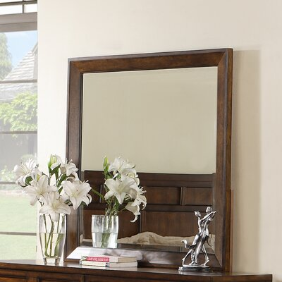 Samuel Lawrence Bayfield Square Dresser Mirror