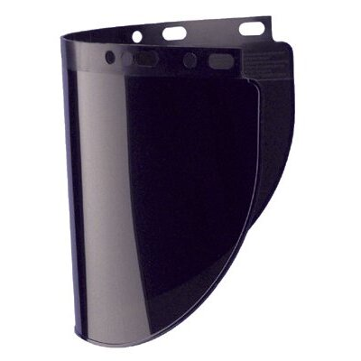 Fibre-Metal High Performance® Faceshield Windows - high performance faceshield window wide view 8