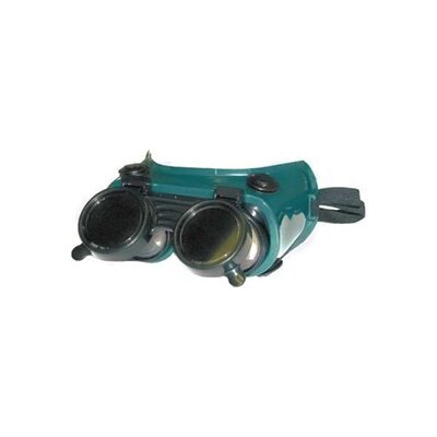 Fibre-Metal Fibre-Metal - Flexible/Rigid Frame Welding Goggles 50 Mm Cover Lift-Frontwelding Gog: 280-Vg800Sh5 - 50 mm cover lift-frontwelding gog