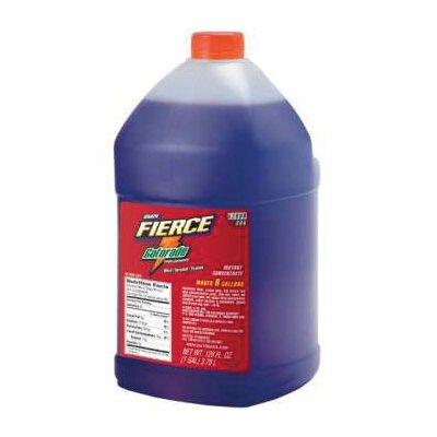 Gatorade Gallon Liquid Concentrate Fierce® Grape - Yields 6 Liquid Gallons