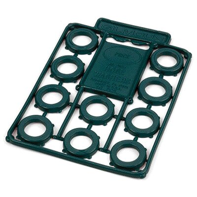 Gilmour Hose Washers in Green