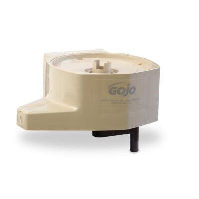 Gojo Wall Mountable Flat Top Gallon Soap Dispenser in Taupe